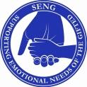SENG logo blue